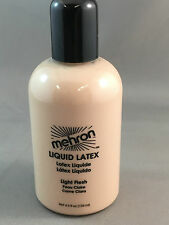Liquid latex light flesh mehron stage makeup 133ml special effects skin textures