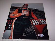 TONY STEWART SIGNED NASCAR RACING 8X10 AUTOGRAPH PHOTO PSA CERTIFIED