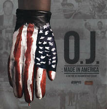 ESPN 30 for 30 O.J. Made in America Gift Set, New DVDs