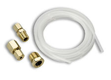 "Auto-Meter 3223 1/8"" Nylon tubing (10 feet) with Ferrules & Fittings"