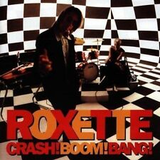 CD Roxette / Crash! Boom! Bang! – POP Album 1994