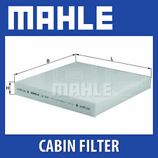 Mahle Pollen Air Filter - For Cabin Filter LA216 - Fits Honda Accord MK6