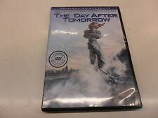 DVD  THE DAY AFTER TOMORROW