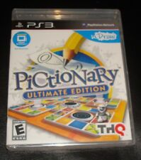 Pictionary ULTIMATE EDITION for the PS3 (Brand New)uDraw Game Tablet Required