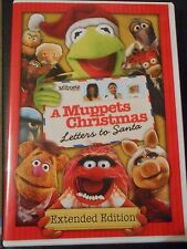 A Muppets Christmas Letters to Santa Extended Edition DVD