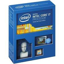 Intel Core i7-5820K Haswell E Processor 3.3GHz 0GT/s 15MB LGA 2011-3 CPU w/o