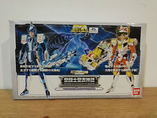 Saint Seiya Myth Cloth Daichi Ushio Land Marine Steel Saint Sky NEW