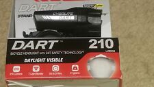 Cygolite 2017 Dart 210 Bike Head Light USB Rechargeable