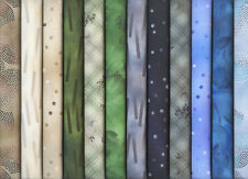 JAPANESE TAUPE: 12 Fat Quarter Asian Oriental Quilt Fabric Collection: 3 Yds