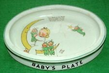 Shelley Boo Boo's Baby Bowl Moon Mabel Lucie Attwell