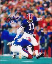 SCOTT NORWOOD  BUFFALO BILLS   ACTION SIGNED 8x10