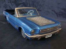 FORD MUSTANG CONVERTIBLE BIG TIN TOYS YONEZAWA MADE IN JAPAN