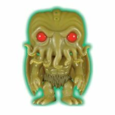 GLOW IN THE DARK EXCLUSIVE CTHULHU MASTER OF R'LYEH 3.75 VINYL POP FIGURE FUNKO