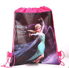 New Disney Backpack Frozen Swimming Clothes Environmental PE Toy Drawstring Bag