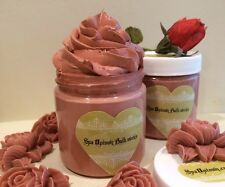 Purifying Facial MUD MASK w/ French ROSE CLAY, MOROCCAN OIL,ROSE Absolute