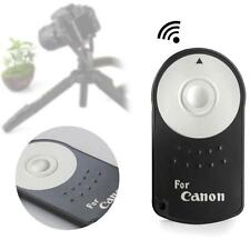 RC-6 IR Wireless Otturatore Telecomando per Canon 6D 700D Rebel TX T5i