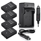 EN-EL14a Battery for Nikon D5100 D5200 D5300 D5500 D3300 D3200 D3100 Df +Charger