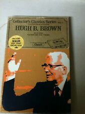 HUGH B. BROWN Collector's Classic Series Father Are You There? LIve Talk