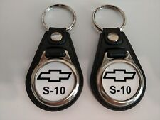 CHEVY S10 KEYCHAIN 2 PACK FOB TRUCK LOGO