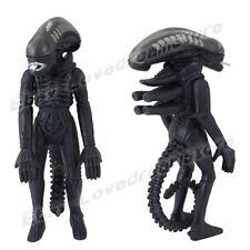 """Alien vs Predator Alien Warrior 11cm/4.4"""" PVC Action Figure Removed Helmet New"""