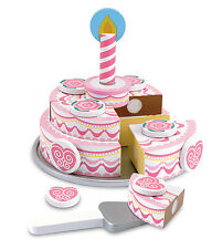 Melissa and Doug Triple Layer Party Birthday Cake #4069 NEW