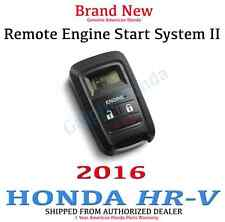 Genuine OEM Honda HR-V (LX) (NON-START) Remote Engine Start System II 2016