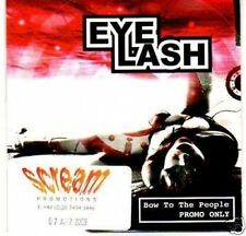 (G925) Eye Lash, Bow to the People - DJ CD