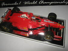 1:18 Ferrari F310B M. Schumacher 1997 rebuilt Full tabacco in showcase