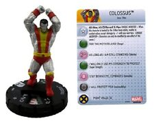 Marvel Heroclix Uncanny X-Men-Coloso #001