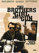 Two Brothers A Girl And A Gun (DVD, 2004)
