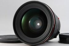 【Rare! / AB Exc+】 Canon New FD NFD 24mm f/1.4 L MF Lens w/Caps From JAPAN #2580