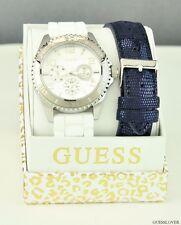 Nuevo Reloj GUESS Mujer Goma U0422L1