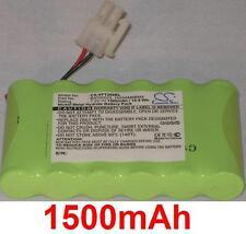 Batterie 1500mAh type 150AAM6BMX BAT00023 Pour VeriFone Nurit 2085U
