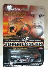 SUMMERSLAM STONE COLD STEVE AUSTIN 1/64TH SCALE CAR ROAD CHAMPS