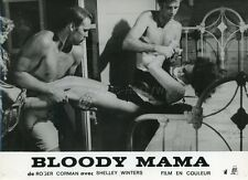 BRUCE DERN ROGER CORMAN BLOODY MAMA 1970 VINTAGE PHOTO ORIGINAL #11