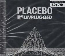 CD/DVD - Placebo MTV Unplugged NEW Version Exclusiva 2 Dics FAST SHIPPING !