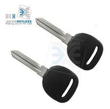 Replacement Ignition Uncut Blade Blank Key Chipped 2010-2013 Chevy Express 1500
