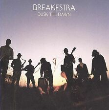 Dusk Till Dawn by Breakestra (CD, Sep-2009, Strut)