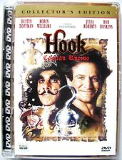 Dvd Hook - Capitan Uncino - Collector's Edition Super jewel box 1991 Usato raro
