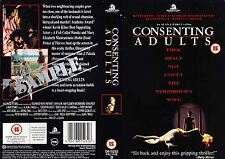 Consenting Adults, Kevin Kline Video Promo Sample Sleeve/Cover #14092