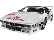 BMW M1 RED LOBSTER COWART/MILLER GTO CLASS WINNER 1981 1/18 MINICHAMPS 180812925