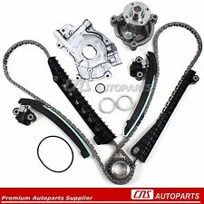 97 - 02 5.4L FORD E-150 F-150 EXPEDITION Timing Chain Water Pump & Oil Pump Kit