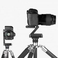Camera Folding Quick Release Plate Stand Holder Tripod Z Flex Tilt Ball Head