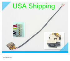 Original DC power jack in cable for HP dv7-3060us dv7-3063cl dv7-3065dx  harness