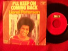Lionel Petersen - I'll keep on coming back / Freight train   orig. 45