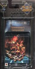 Playstation 3 : Eye of Judgment Biolith Rebellion FIRE CRUSADER Starter Deck