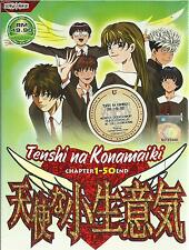 DVD Tenshi No konamaiki ( Vol. 1 - 50 End ) with Eng SUB + Free Shipping (A07)
