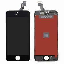 Replacement For Black iPhone 5C LCD Touch Screen & Digitizer Display Assembly UK