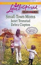 Small-Town Moms: A Dry Creek FamilyA Mother for Mule Hollow (Love Inspired Large