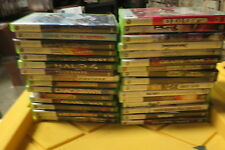 XBOX 360 Games - Lot of 31 games in case with instructions - Great titles